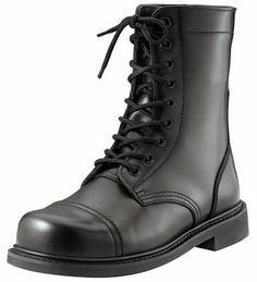 5075 Black GI Style Combat Boot (11 Reg) - http://authenticboots.com/5075-black-gi-style-combat-boot-11-reg/