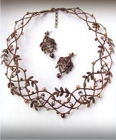 Ester - nádherné šperky od Jiřiny Rejentové
