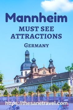 There are several good reasons to visit Mannheim in Germany. First of all because of Luisenpark.