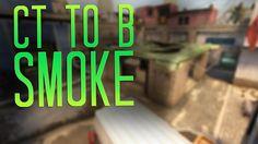 De_Mirage smoke B apps from CT spawn #games #globaloffensive #CSGO #counterstrike #hltv #CS #steam #Valve #djswat #CS16