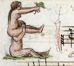 initial 'E'Chansonnier of Zeghere van Male, Bruges 1542Cambrai, Bibliothèque municipale, ms. 125 fol. 58v