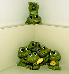 Cornered Frogs