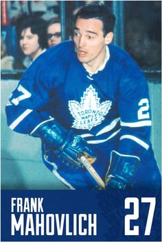 Maple Leafs Hockey, Who Plays It, Air Canada Centre, Ice Hockey Teams, Popular People, Sports Figures, Hockey Cards, Coffee Lover Gifts, National Hockey League