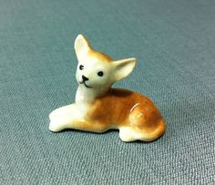 Hey, I found this really awesome Etsy listing at https://www.etsy.com/listing/152167240/miniature-ceramic-dog-chihuahua-animal