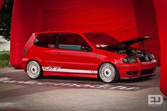 VW Polo 6N2 GTI | by Eurodubs