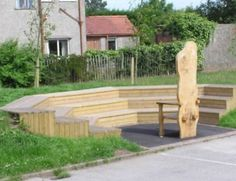 The Coliseum - School Playground Equipment Outdoor Education, Outdoor Learning Spaces, Natural Playground, Outdoor Playground, Playground Ideas, Outdoor School, Outdoor Classroom, Outdoor Areas, Outdoor Fun