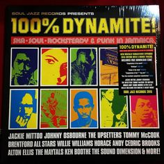 #rudeboy #souljazzrecords #ska #soul #rocksteady #funk #100%dynamite #vinyl #vinylcollector