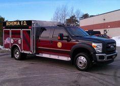 Bohemia Fire Department (NY)  Rescue 10    EMS First Responder  http://setcomcorp.com/900intercom.html