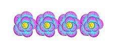 Border Embroidery Designs, Pink Rose Flower, Border Design, Beach Mat, Outdoor Blanket, Sewing, Flowers, Art, Art Background