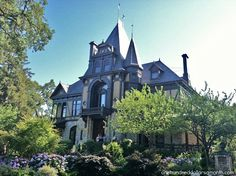 Beringer Winery - Napa Valley, California