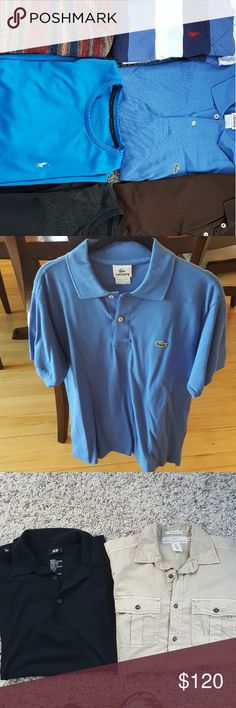 d776a35e06f4 Over 12 items There are to many items to list. If you have questions please  comment. Polo by Ralph Lauren Shirts Polos