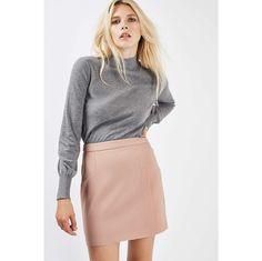 Light Pink Mini Skirt - Fuste - Imbracaminte - FEMEI