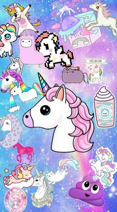 Unicorn unicorn wallpaper for android Pink Wallpaper Girly, Unicorn Wallpaper Cute, Unicornios Wallpaper, Cute Wallpaper For Phone, Cute Disney Wallpaper, Kawaii Wallpaper, Cute Wallpaper Backgrounds, Pretty Wallpapers, Cute Cartoon Wallpapers