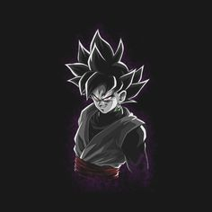 Check out this awesome 'Black+Goku' design on @TeePublic!