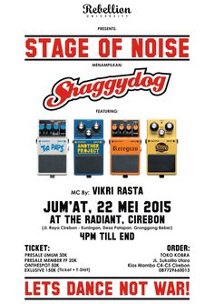 Stage Of Noise 2015
