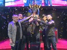 Taiwan's AHQ clinches berth in League of Legends World Championships | Entertainment & Sports | FOCUS TAIWAN - CNA ENGLISH NEWS