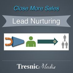 Not everyone who enters into your sales funnel is ready to make a purchasing decision immediately.   That's where lead nurturing comes in.   Here we explain what lead nurturing is and how it helps you increase your sales conversions.