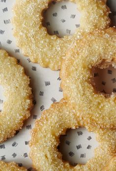 Danish Butter Cookies recipe: Even better than you remember.