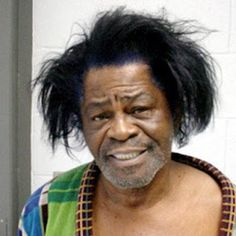 James Brown related to Nick Nolte James Brown, Celebrity Mugshots, Celebrity Hairstyles, Celebrity Scandal, Celebrity Deaths, Worst Celebrities, Celebs, Prison, Entertainment