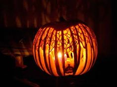 traditional pumpkin carving - Google Search