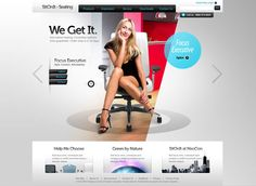SitOnIt Seating by Christian McCall, via Behance