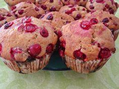 Ribizlis muffin (vegán) - VegaLife