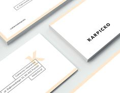 "Check out new work on my @Behance portfolio: ""Karpicko Cukiernia - new logo & identity"" http://be.net/gallery/50315953/Karpicko-Cukiernia-new-logo-identity"