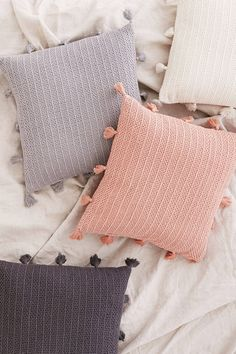 Shop the Sage Solid Crochet Pillow and more Urban Outfitters at Urban Outfitters. Read customer reviews, discover product details and more.