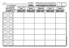 Horario-Tren