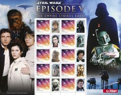 StarWars #stamps  The Empire Strikes Back, released on May 21, 1980  http://auspo.st/PQBtbm