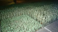 Grass root people, Doh Ho Suh, Oslo