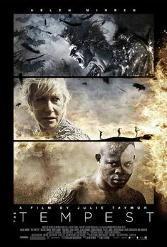 The Tempest (2010). I'm pretty sure Julie Taymor is a genius. All her films are so damned beautiful. To see Shakespeare brought to life like this is truly a thrilling experience. Her casting is always brilliant as well. The actors make these characters real. Amazing.