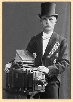 """Karl Bulla (1855—1929) was a prominent Russian photographer, often referred as the """"father of photo-reporting in Russia"""";  Карл Булла (1855—1929), выдающийся русский фотограф, «отец российского фоторепортажа»."""