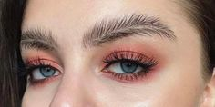Feather Brows Are the Latest Viral Beauty Trend to Take Over Instagram  - Cosmopolitan.com