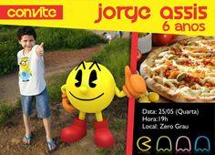 Convite virtual 30 a 50 reais .
