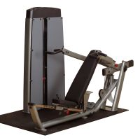 Body-Solid Pro Dual Multi Press for DGYM with No Stack