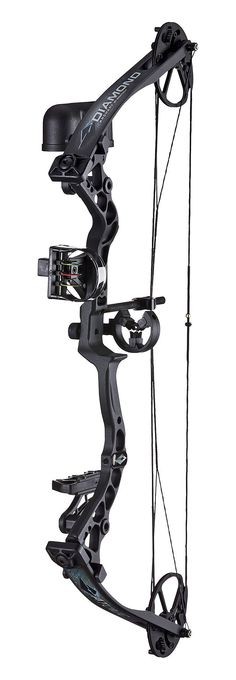 Gideon-Diamond Atomic Compound Bow Packages for Youth | Bass Pro Shops #BowHunting
