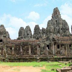 Cambodia Cultural Architecture, Far Away, Cambodia, Travel Destinations, Beautiful Places, To Go, Bucket, Spaces, Road Trip Destinations