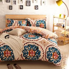Cheap Bedding Sets, Buy Directly from China Suppliers:         NOTE:   This bedding set is a quilt cover, bedsheet, and pillowcase!Not include the filling!   If y