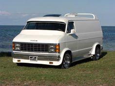 1983 Dodge named Lightning