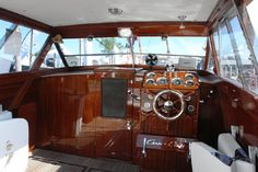 Mis Pris 1957 Chris-Craft 32 Vintage Express Cruiser yacht for sale in Seabrook, United States Cruiser Boat, Cabin Cruiser, Plywood Boat Plans, Wooden Boat Plans, Trawler Boats, Chris Craft Boats, Power Boats For Sale, Classic Wooden Boats, Classic Yachts