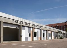 Galleri Nicolai Wallner opened in the fall of 1993 with a selection of artists that includes the majority of our program today. In 2009 Galleri Nicolai Wallner moved its exhibition space to a location in Copenhagen, which is situated in the old area of Carlsberg breweries. Housed in a former garage for the trucks, the gallery space consists of more than 800 m2 dedicated to our exhibitions, which makes it the largest gallery for contemporary art in Copenhagen.