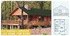 There are many reasons you might consider a log home or log cabin, maybe you are looking for a place ...
