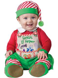 Santa's Lil' Helper - InCharacter Costumes