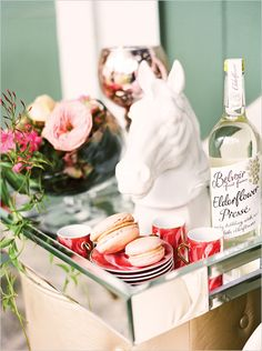 Sweet wedding treats at Goodstone Inn & Restaurant