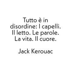 ❤️ Lascia un like ➡️ Segui @assonanzeofficialpage 🔍Visita il profilo 📜leggi altri post  Ti piace questo post? ⬇️ 💾Salva e ➿condividi nelle… Cool Words, Wise Words, Book Quotes, Life Quotes, Quotes About Everything, Jack Kerouac, My Mood, Inspire Others, Beautiful Words
