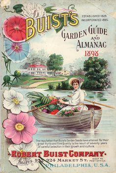Buists Garden Guide & Almanac 1898