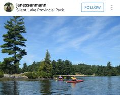 Silent Lake Provincial Park Ontario Parks, Canada, Camping, River, Outdoor, Campsite, Outdoors, Outdoor Games, The Great Outdoors