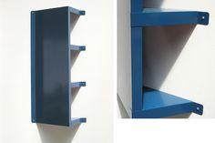Projects - Portée, wall furniture.