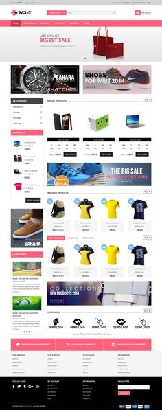 Evolve is a clean and elegant design #Bootstrap template for multipurpose #onlinestore eCommerce website with 4 stunning homepage layouts download now➯ https://themeforest.net/item/evolve-multipurpose-ecommerce-template/16878011?ref=Datasata